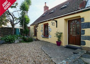 Thumbnail 1 bed semi-detached house for sale in 1 St Helene, South Quay, St Sampson's
