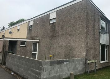 Thumbnail 3 bed end terrace house to rent in Langland Close, Hirwaun, Aberdare