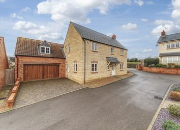 Thumbnail 4 bed detached house to rent in Little Addington, Kettering, Northants