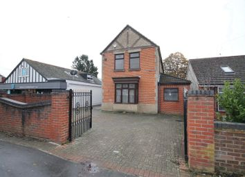 Thumbnail 5 bed detached house to rent in Southleigh Road, Emsworth
