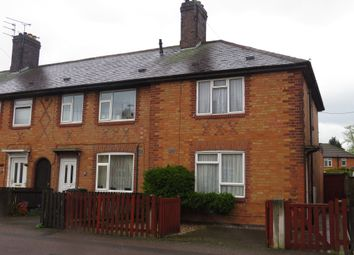 Thumbnail 2 bed end terrace house for sale in Martival, Leicester