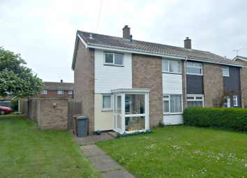 3 bed semi-detached house to rent in Stennetts Close, Trimley St. Mary, Felixstowe IP11
