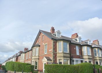 Thumbnail 4 bed maisonette to rent in Church Road, Gosforth, Newcastle Upon Tyne