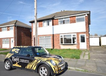 Thumbnail 3 bed semi-detached house to rent in Macauley Avenue, Marton, Blackpool, Lancashire