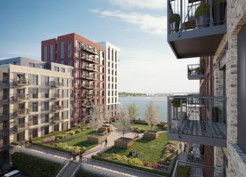Thumbnail 2 bedroom flat for sale in Plot 114, Meridian Waterside, Radcliffe Road, Southampton