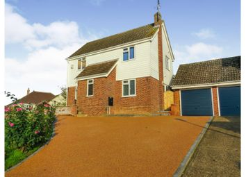 Thumbnail 4 bed detached house for sale in Woodthorpe Road, Ipswich