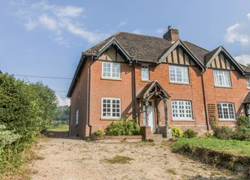 Thumbnail 5 bed semi-detached house for sale in West Tytherley, Salisbury, Wiltshire
