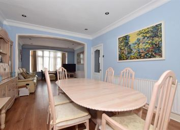 Thumbnail 4 bed semi-detached house for sale in Abbotswood Gardens, Clayhall, Ilford, Essex