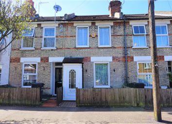 Thumbnail 2 bedroom terraced house for sale in Fawcett Road, Croydon