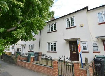 Thumbnail 3 bed terraced house to rent in Beech Hall Road, London