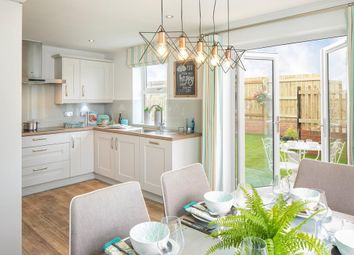 """Thumbnail 3 bedroom detached house for sale in """"Hatton"""" at St. Georges Way, Newport"""