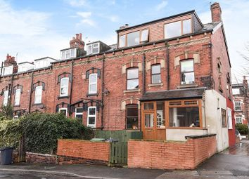Thumbnail 4 bedroom end terrace house for sale in Methley Lane, Chapel Allerton, Leeds