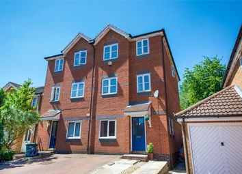 Thumbnail 4 bed semi-detached house for sale in Lampeter Close, London
