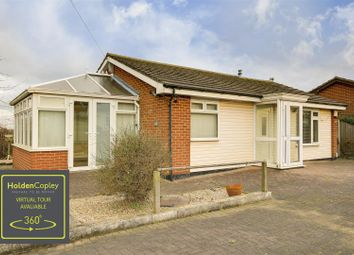 2 bed detached bungalow for sale in Wigman Road, Bilborough, Nottinghamshire NG8