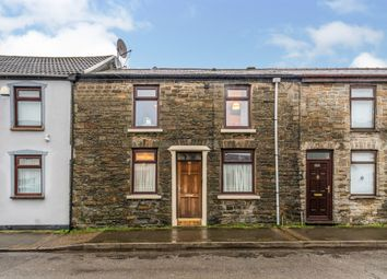 Thumbnail 3 bed terraced house for sale in Brecon Road, Merthyr Tydfil