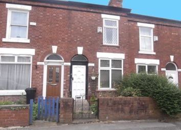 Thumbnail 2 bed terraced house to rent in Chatham Street, Stockport