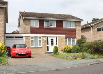 Thumbnail 4 bed detached house to rent in Mead Close, Egham, Surrey