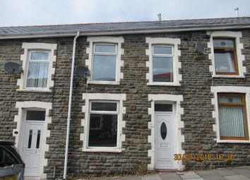 Thumbnail 3 bed terraced house to rent in Albert Street, Maesteg, Bridgend.
