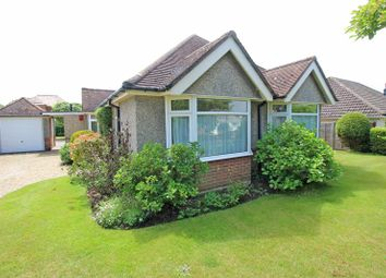 Thumbnail 3 bed detached bungalow to rent in Shorefield Way, Milford On Sea, Lymington