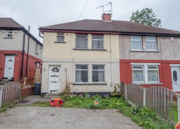 Thumbnail 3 bed semi-detached house for sale in Benbow Avenue, Bradford