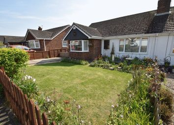Thumbnail 2 bed semi-detached bungalow for sale in Chestnut Road, Waltham, Grimsby