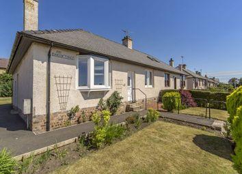 Thumbnail 3 bed semi-detached bungalow for sale in 28 Davidson Terrace, Haddington