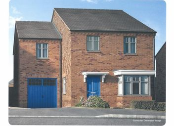 Thumbnail 4 bedroom detached house for sale in Plot 9, Moorland Glade, Hillmorton, Rugby