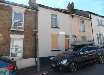 Thumbnail 3 bed terraced house for sale in Sturla Road, Chatham