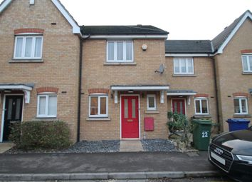 Thumbnail 2 bed terraced house to rent in Hedingham Road, Chafford Hundred, Grays, Essex