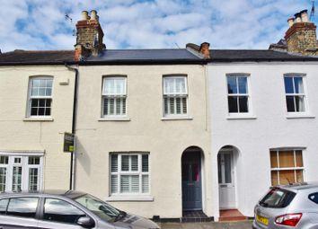 Thumbnail 2 bed terraced house for sale in Warwick Road, Twickenham