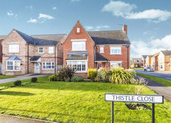 Thumbnail 4 bed detached house for sale in Thistle Close, Hartlepool