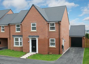 "Thumbnail 4 bed detached house for sale in ""Mitchell"" at Walton Road, Drakelow, Burton-On-Trent"