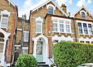Thumbnail 5 bed terraced house to rent in Halesworth Road, Lewisham