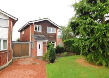 Thumbnail 3 bed detached house for sale in Hollies Brook Close, Gnosall, Stafford