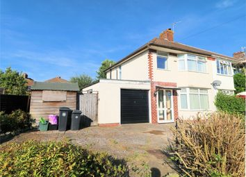 Thumbnail 3 bed semi-detached house to rent in Rodbourne Road, Horfield, Bristol