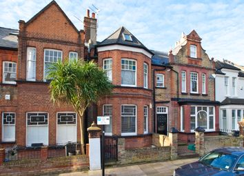 Thumbnail 1 bed flat for sale in Brackley Road, London