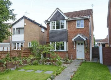 Thumbnail 3 bed detached house for sale in Merefield Close, Hindley, Wigan