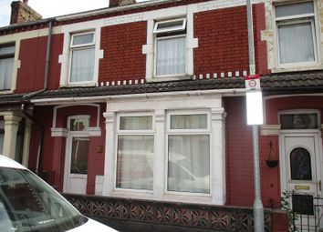 Thumbnail 1 bed flat to rent in Crown Street, Port Talbot, Neath Port Talbot.