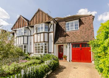 Thumbnail 4 bed semi-detached house for sale in Kingsmead Road, Tulse Hill