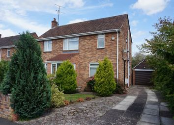 Thumbnail 3 bed detached house for sale in Manor Drive, Taunton