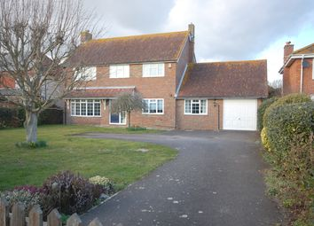Thumbnail 4 bed detached house to rent in Seawood Drive, West Wittering