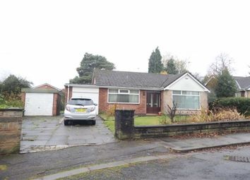 Thumbnail 3 bed detached bungalow for sale in Cartmel Grove, Worsley, Manchester