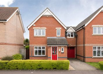 Thumbnail 3 bed link-detached house for sale in Lodge Farm Drive, Old Catton, Norwich, Norfolk