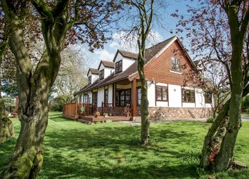 Thumbnail 4 bed detached house for sale in Starcarr Lane, Brandesburton, Driffield