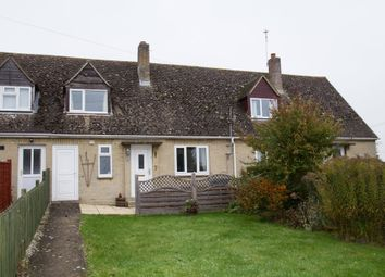 Thumbnail 2 bed terraced house to rent in Gassons Mead, Alvescot, Bampton