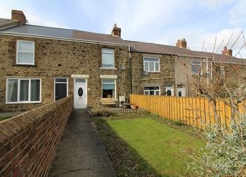 Thumbnail 2 bed terraced house for sale in 26 Pavilion Terrace, Burnhope, Stanley