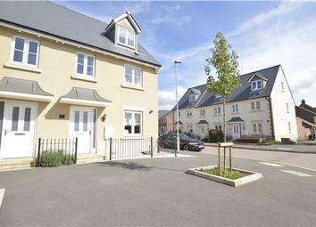 Thumbnail 3 bedroom semi-detached house for sale in Huntlowe Close, Bishops Cleeve