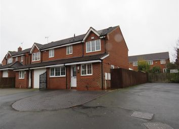 Thumbnail 3 bed semi-detached house to rent in Eborne Croft, Balsall Common, Coventry