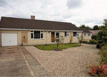 Thumbnail 3 bed detached bungalow for sale in Pembroke Green, Malmesbury