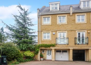 4 bed end terrace house for sale in Kingfisher Drive, Greenhithe DA9